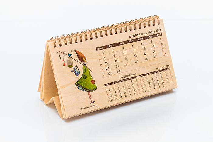 Vartomi stalo kalendoriai