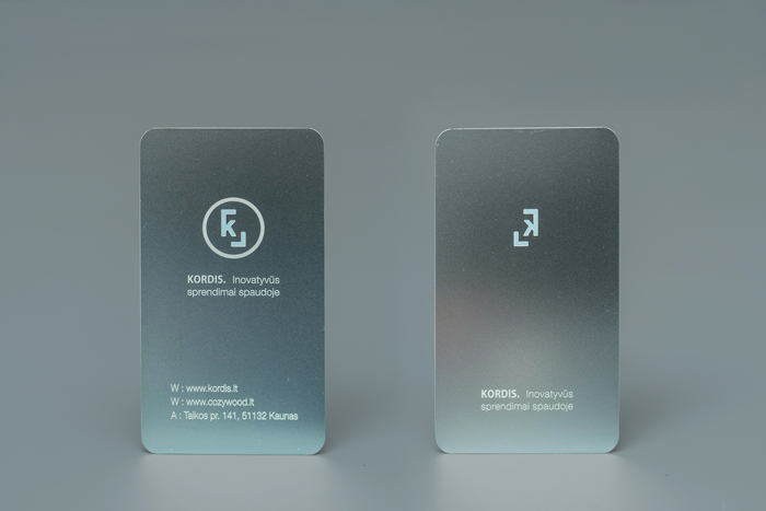 Metalinės kortelės