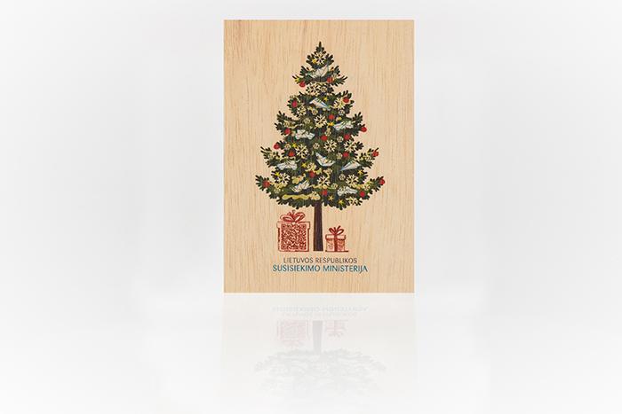 Kalėdiniai verslo sveikinimai
